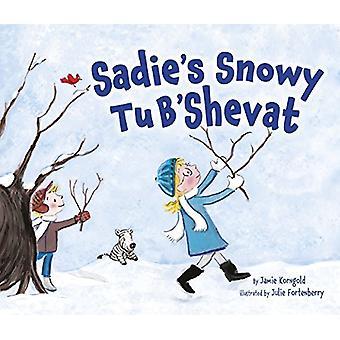 Sadie's Snowy Tu B'Shevat by Jamie Korngold - 9781512426793 Book