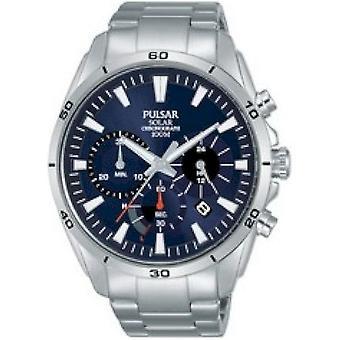 Pulsar - armbandsur - män - PZ5057X1 - kronograf