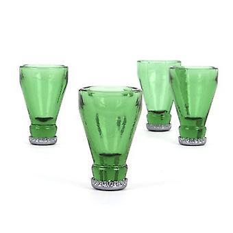 Shot glasses gourd 4er set shots schnapps glass