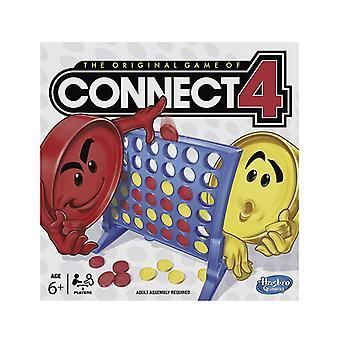 Hasbro gioco Connect 4 giocattolo
