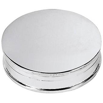 Orton West Pill box - Silver