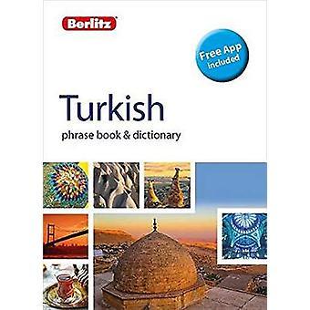 Berlitz Phrase Book & Dictionary Turkish(Bilingual dictionary) by