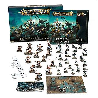 Age Of Sigmar: Tempest Of Souls (English), Warhammer 40,000 40k