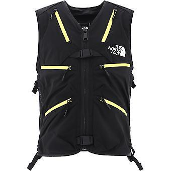 The North Face Nf0a4ak2kx71 Men's Black Polyester Vest