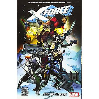 X-force Vol. 1 - Sins Of The Past by Ed Brisson - 9781302915735 Book