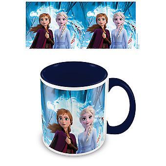 Frozen Frost 2 Guiding Spirit Blå Insida Mugg