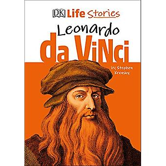 DK Life Stories Leonardo da Vinci by Stephen Krensky - 9780241411568