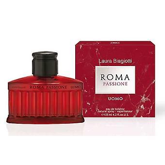 Laura Biagiotti - Roma Passione Uomo - Eau De Toilette - 125ML