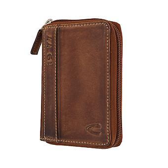 Camel active mens wallet wallet purse Brown 6357