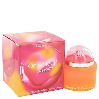 Only Me Passion Eau De Parfum Spray By Yves De Sistelle 3.3 oz Eau De Parfum Spray