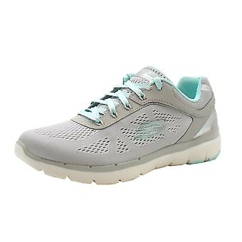 Skechers Flex Appeal 3.0 Move moving Fast Memory Espuma Trainers In Grey