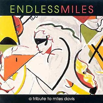 Endless Miles [CD] USA import