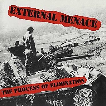 External Menace - Process of Elimination [CD] USA import