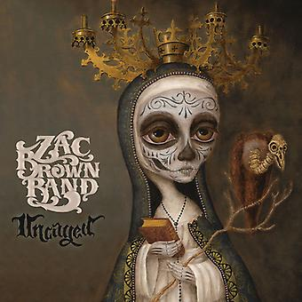 Zac Brown Band - Uncaged [CD] USA import