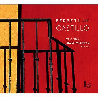 Perpetuum Castillo [CD] USA import