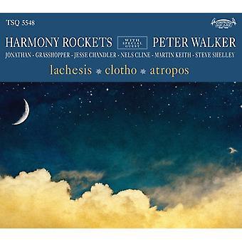Harmony Rockets / Lachesis, Peter - Lachesis / Clotho / Atropos [CD] USA import