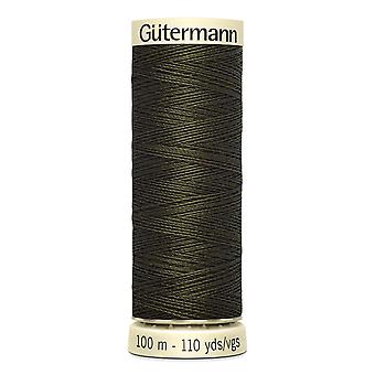 Gutermann Sew-all 100% Polyester Thread 100m Hand and Machine Colour Code - 531