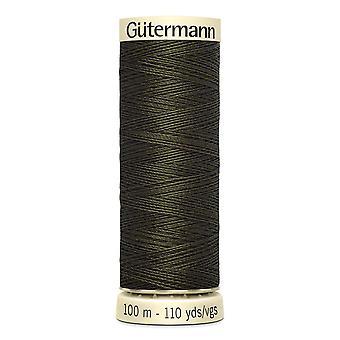 Gutermann Sy-all 100% Polyester Tråd 100m Hånd- og maskinfargekode - 531