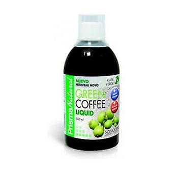 Green Coffee With Liquid Ketones 500 ml