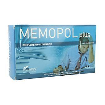 Memopol Plus 30 ampullen