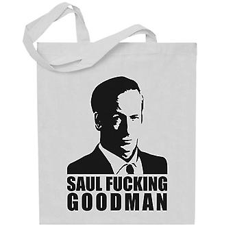 Saul Fucking Goodman Breaking Bad Totebag
