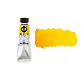 Art Philosophy Watercolor Tube Yellow Ochre