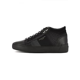 Android Homme Czarno-szare buty do napędu Mid Sneakers