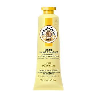 Hand Cream Bois D'orange Roger & Gallet (30 ml)