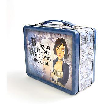 Lunch Box - BioShock - Infinite Elizabeth New Licensed BSHL211