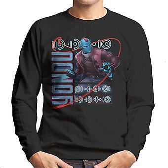 Marvel Guardians Of The Galaxy Cartoon Yondu Men's Sweatshirt