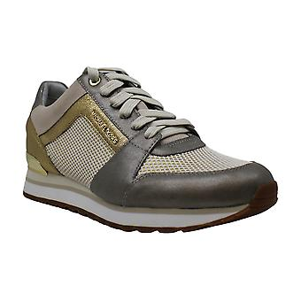 Michael Michael Kors Womens Billie trainer Low Top Lace Up Fashion Sneakers