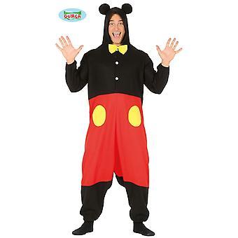 Dessin animé costume de souris mouse costume mens Carnaval