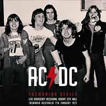 "Ac / dc - tasmanske djevler - dobbel 12"" vinyl lp"