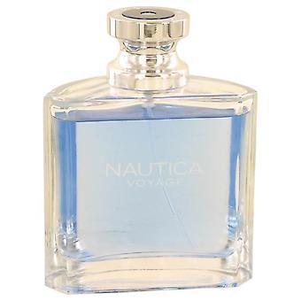 Nautica Voyage Eau De Toilette Spray (unboxed) Par Nautica 3.4 oz Eau De Toilette Spray