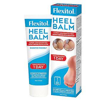 Flexitol hielbalsem, 4 oz *