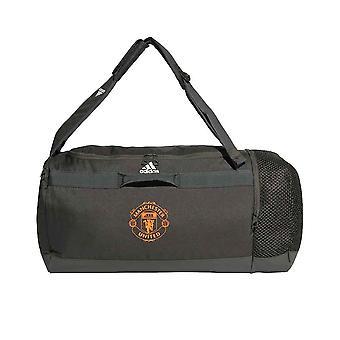 2020-2021 Man Utd Adidas Duffel Bag (Legenda Země)