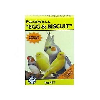 Jajko Passwell & Biscuit (Can.fin.coc)500