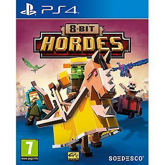 8-Bit Hordes PS4 Game