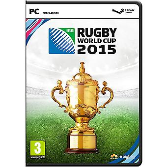 Rugby World Cup 2015 PC DVD Game