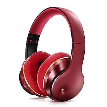 Bluetooth Headphones Active Noise Cancelling Wireless Headset Foldable Hifi