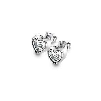 Anais Diamante Fierbinte Anais argint encase cercei AE013