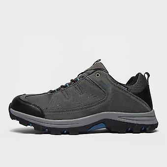 Nieuwe Freedom Trail Men's Howdon Low Cut Waterproof Walking Boots Grijs