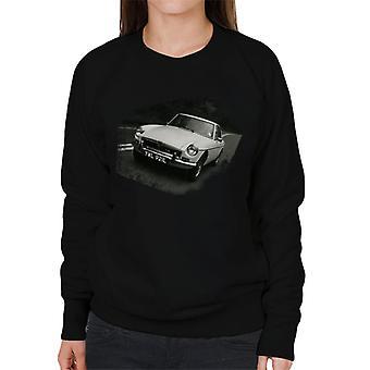 MG Tiellä British Motor Heritage Naiset's Collegepaita