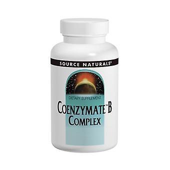 Quelle Naturals Coenzymate B Complex Sublingual, Orange 120 Tabs