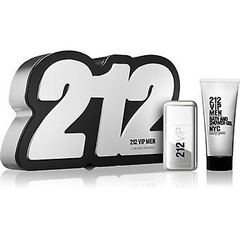 Carolina Herrera 212 VIP Männer Eau de Toilette Spray 50ml Geschenkset
