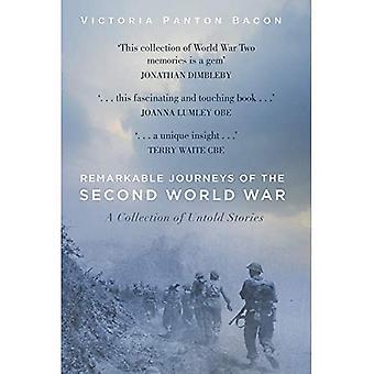 Niezwykłe podróże ii wojny światowej
