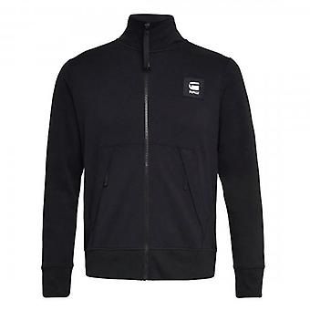G-Star G- Star Raw Full Zip Track Top Black D18649