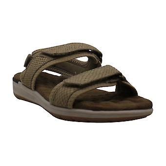 Walking Cradles Womens shea Leather Open Toe Casual Sport Sandals