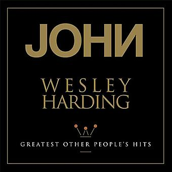 Harding*John Wesley - Greatest Other People's Hits [CD] USA import