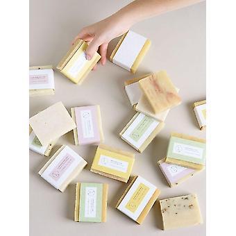 Gift Set Of 6 Natural Soap Bars